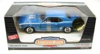 1969 Camaro 1969 SS 396 Camaro Blue
