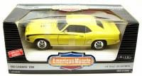 1969 Camaro 1969 Z/28 302 Camaro Yellow