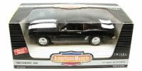 1969 Camaro 1969 Z/28 302 Camaro Black