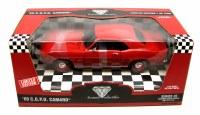 1969 Camaro 1969 427 COPO Camaro Red