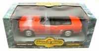 1969 Camaro 1969 SS 396 Camaro Orange
