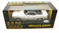 1969 Camaro 1969 427 COPO Camaro  White