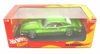 1968 Camaro 1968 Camaro  Hot Wheels Green