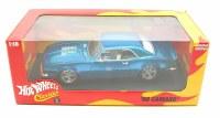 1968 Camaro 1968 Camaro  Hot Wheels Blue