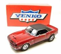 1968 Camaro 1968 Yenko SS427 Camaro Red