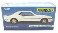 1968 Camaro 1968 Camaro RS/SS 396  White