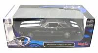 1968 Camaro 1967 Z/28 Camaro  Black