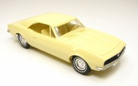 1967 Camaro 1967 Camaro promo car yellow