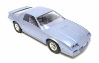 1984 Camaro 1984 Camaro promo car blue