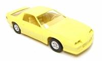 1985 Camaro 1985 Camaro promo car yellow