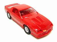 1989 Camaro 1989 Camaro promo car red