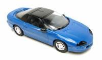 1994 Camaro 1994 Camaro promo car blue