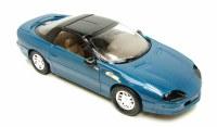 1994 Camaro 1994 Camaro promo car teal blu