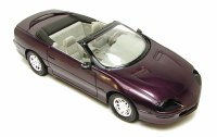 1996 Camaro 1996 Camaro promo car teal