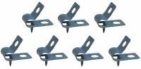 67 68 69  Camaro & Firebird Fuel Line Retainer Clip Kit  Correct GM# 3952717