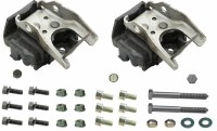 69 70 71 72 73 74 Camaro Engine Mount Kit  All SB & BB Engines USA MADE!