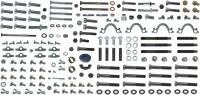 67 68 Camaro SB Master Engine Bolt Kit 327 Without AC 152 Pieces USA!