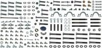 67 68 Camaro SB Master Engine Bolt Kit 302 Z/28 174 Pieces USA!