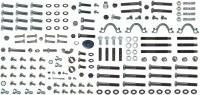 1969 1970 1971 Camaro Master Engine Bolt Kit  307 327 350 All Horsepowers  170 Pieces  Made In The USA!