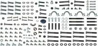 69 70 71 Camaro SB Master Engine Bolt Kit 302 Z28 350 LT1 170 Pieces USA!