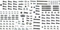 1969 Camaro BB Master Engine Bolt Kit 396-325 & 350 HP 143 Pieces USA!