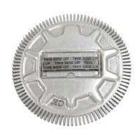 65 66 67 68 Camaro Fan Clutch Assembly 327 350 Correct