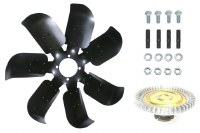 1969-1974 Camaro Fan Blade Clutch Kit OE Fan & Replacement Clutch SB/BB
