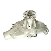 67 68 Camaro Short Neck SB Aluminum Water Pump Assembly  AC-Delco