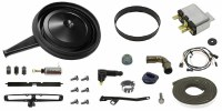 1969 Camaro Cowl Induction System RPO ZL-2  Fits: All 327 350 Engines