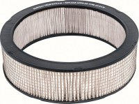 69 70 Camaro Air Cleaner Element w/Assembly Line Correct Square Mesh A212CW