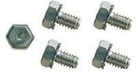 68 69 70 71 72 73 74 Camaro Spark Plug Wire Shield Bolts  GM# 274430