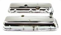 1969 Camaro Chevelle Nova BB Chrome Valve Covers 396 427 Correct OE Quality USA!