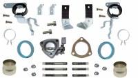 1969 Camaro SB Chamber Exhaust System Installation Kit