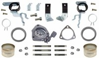1969 Camaro BB Chamber Exhaust System Installation Kit