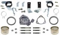 1969 Camaro BB Chamber Exhaust System Installation Kit