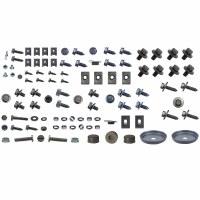 1968 Camaro Master Underhood Detailing Hardware Kit w/Std Grille 154 Pieces USA!
