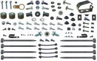 1968 Camaro Add On Underhood Detailing Kit w/RS Grille 74 Pieces USA!