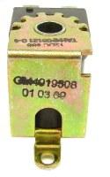 1969 Camaro Rally Sport Headlamp Washer Pump Coil Dated 1-3-69