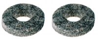 1967-1981 Camaro & Firebird Battery Terminal Felt Washers Pair