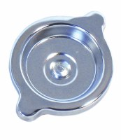 "1969-74 Camaro Chevelle Nova Chrome Oil Fill Cap ""S"" Rivet 302 396-375 427-425"
