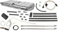 1967 1968 Camaro & Firebird Fuel or Gas Tank Kit OE Galvinized Material 3/8 & Single Fuel Line Sending Unit  OE Quality
