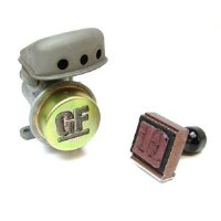 69 70 Camaro SB Smog Diverter Valve GF Rubber Stamp 302 307 327 350