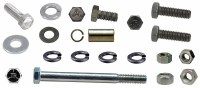 65 66 67 68 Camaro Alternator Bracket Mounting Hardware & Bolt Kit  SB