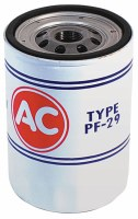 68 69 Camaro Oil Filter PF-29 w/Large AC Delco Red Logo OE Quality!