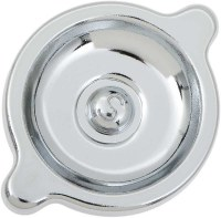 "67 68 69 70 Camaro Oil Filler ""S"" Rivet Oil Cap Chrome Plated OE Style SB & BB"
