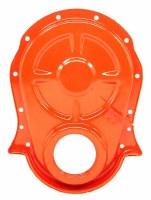 "69 70 Camaro Corvette Chevelle Nova Timing Chain Cover BB 8"" Balancer OE Style"