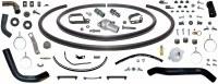 1969 Camaro Engine Compartment Underhood Restoration & Detailing Kit For Models Without Console Gauges
