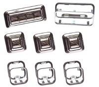 64 65 66 67 68 69 Camaro Firebird Chevelle Power Window Switch Kit OE Quality!