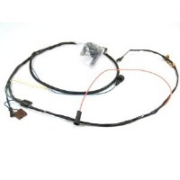 1969 Camaro Engine Wiring Harness BB w/Warning Lights & Solenoid