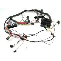 1969 Camaro Under Dash Wiring Harness MT Tach & Center Fuel &  Lights